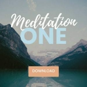 Meditation and writing prompts
