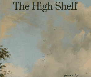 Poetry, Emptiness and Mindfulness: the Cover of The High Shelf