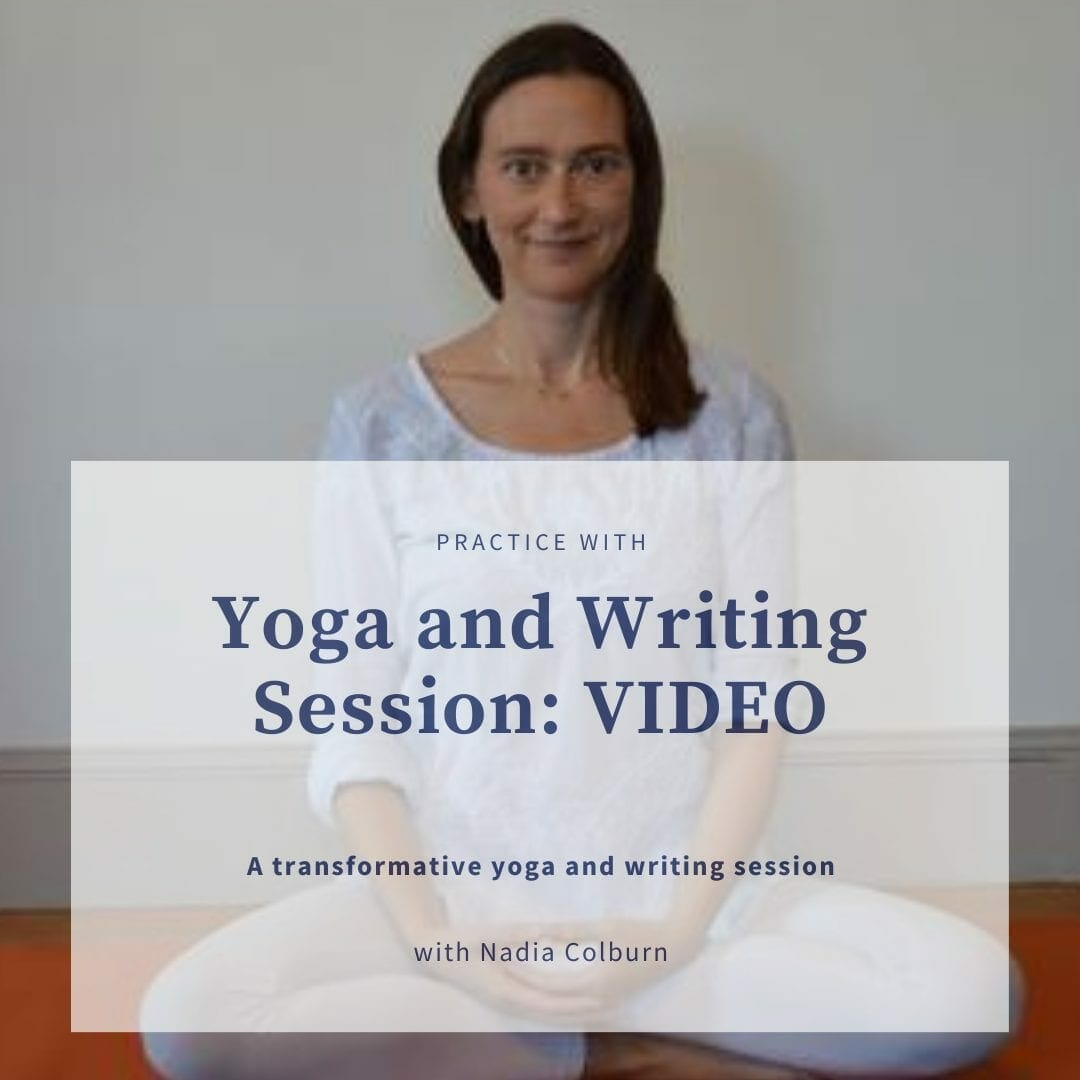 Yoga and Writing Session