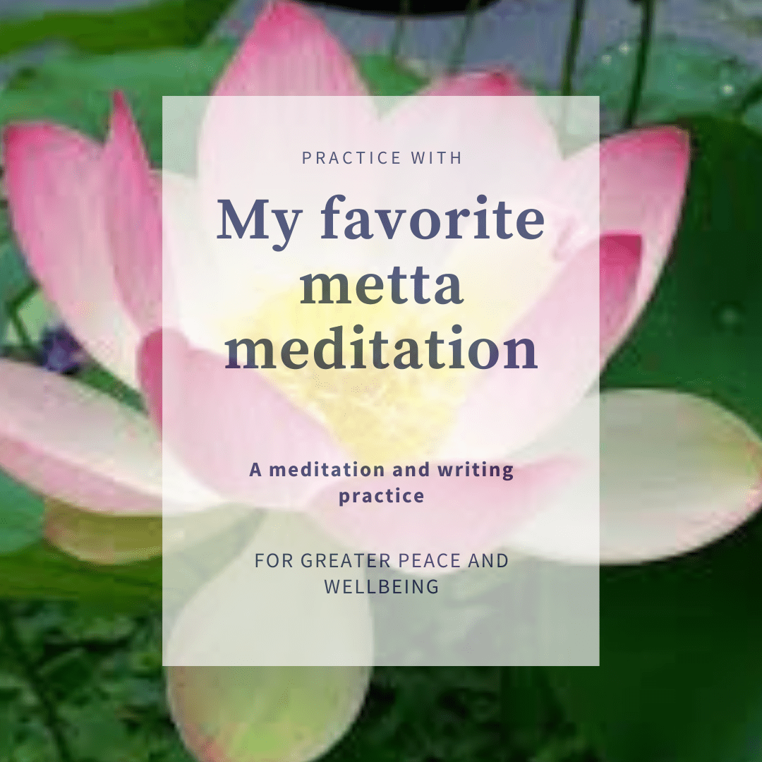 my favorite metta meditation